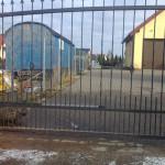 ogrodzenia koszalin bramy kute stalowe